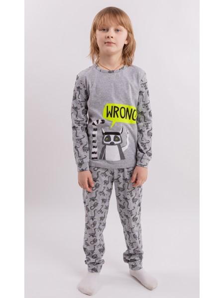 Пижама детская для мальчика 211710/202707, рост 134