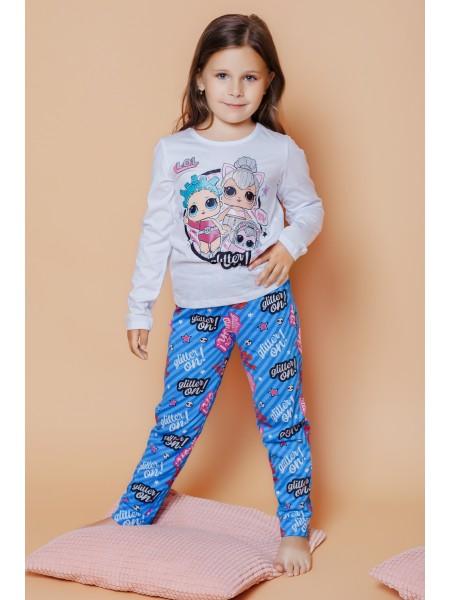 Пижама для девочки LOL