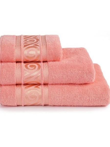 Полотенце 100*150 махр. Acqua del Nilo 420гр/м2, цв.розовый
