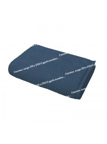 Полотенце 50*90 махр. 500гр/м2 (синий)