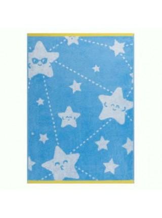 Полотенце махр. 100*150  Funny stars