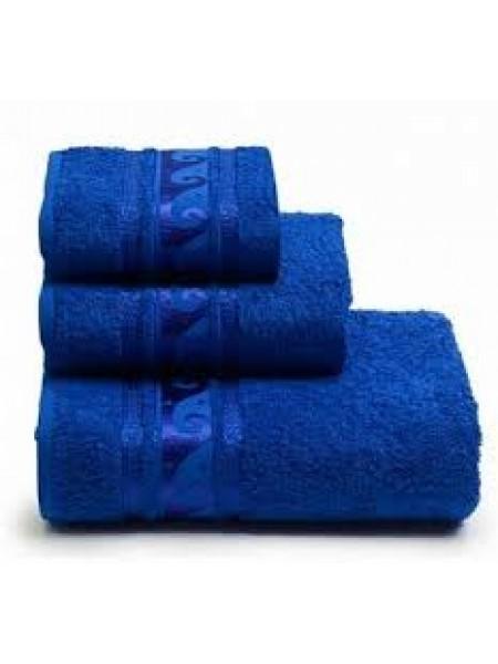 Полотенце махр. 50*90 Elegans 460гр/м2 (синий)