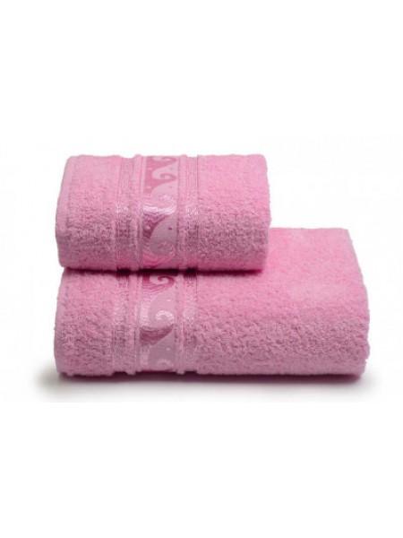 Полотенце махр. 50*90 Elegans 460гр/м2 (розовый)
