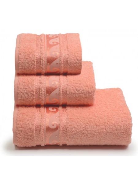 Полотенце махр. 70*130 Elegans (460гр/м2)-персик