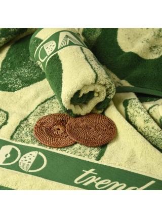 Полотенце махр.70*130 Авокадо