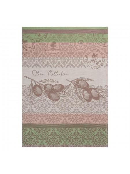 Салфетка гладкотканая 50*70 Olive land