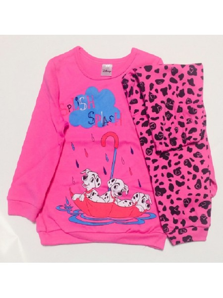 Пижама детская для девочки 211831, рост 98
